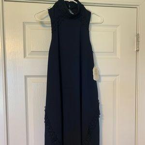 Navy Altar'd State Dress NWT